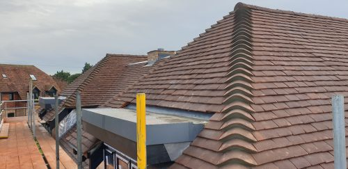 Brook View (Plot 1) Roof Spicer Tiles 23.11.19